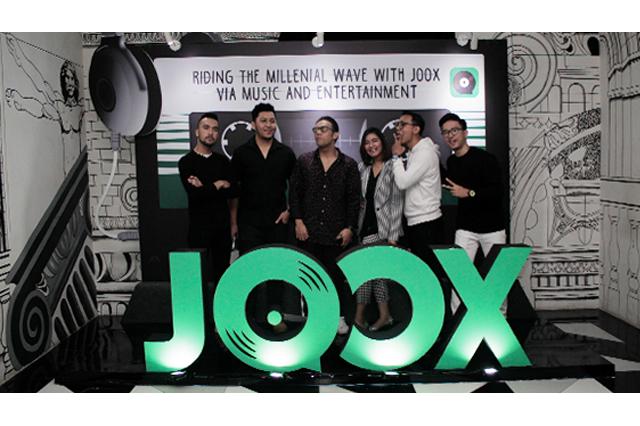 Portfolio Joox Event And Production Marketing Communication Agency